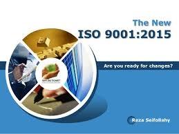 Thông báo quy định chuyển đổi chứng nhận ISO 9001:2015