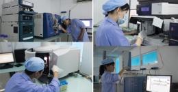 Tổng cục Tiêu chuẩn Đo lường Chất lượng cấp giấy chứng nhận Phòng thử nghiệm VinaCert đã đăng ký lĩnh vực hoạt động thử nghiệm Hóa học và sinh học