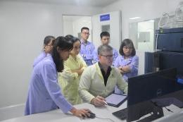 A2LA đánh giá giám sát tại các trung tâm phân tích, thử nghiệm của VinaCert theo ISO/IEC 17025:2017