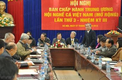 Hội nghề cá Việt Nam họp BCH lần thứ 3 nhiệm kỳ III