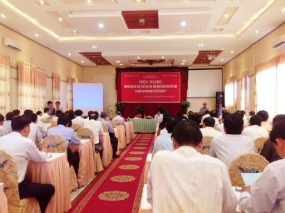 Bộ NN&PTNT chỉ đạo triển khai Nghị định 36/2014/NĐ-CP của Chính phủ
