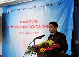 VinaCert tổ chức lễ kỷ niệm ngày Khoa học Công nghệ Việt Nam 18/5