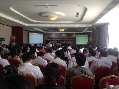 """Hội thảo """"Phát triển thị trường và nâng cao giá trị gia tăng cá tra tại Đồng bằng Sông Cửu Long"""""""