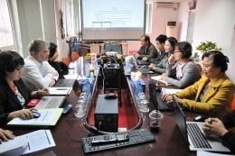 Tổ chức công nhận Quốc tế JAS-ANZ đánh giá giám sát HTQL của VinaCert