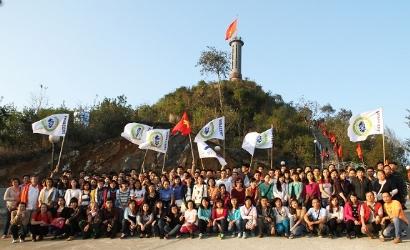 Du xuân 2015 – VinaCert khám phá cung đường đến với Hà Giang, Tuyên Quang hùng vĩ đầy huyền thoại