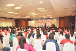 VinaCert tổ chức Hội nghị người lao động năm 2019