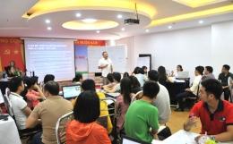 VinaCert tổ chức khóa đào tạo nội bộ nhận thức chung về các lĩnh vực hoạt động của công ty