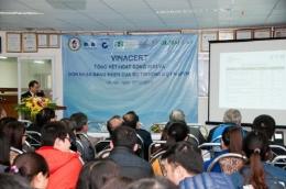 VinaCert tổng kết hoạt động năm 2015 và triển khai nhiệm vụ năm 2016