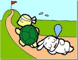 """Câu chuyện Rùa và Thỏ """"tân thời"""", và bài học trong kinh doanh"""