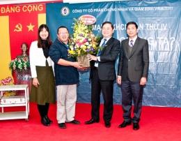 VinaCert vinh dự chào đón TSKH Phan Xuân Dũng nói chuyện về cuộc cách mạng khoa học công nghệ lần thứ IV