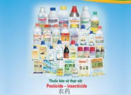 Giới hạn tối đa dư lượng thuốc bảo vệ thực vật trong quả tươi và quả khô