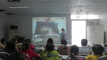 VinaCert hưởng ứng hoạt động tuyên truyền về công tác phòng cháy chữa cháy