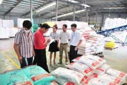 VinaCert đánh giá chứng nhận ISO 9001 và hợp quy thức ăn chăn nuôi tại Công ty Tongwei Hải Dương