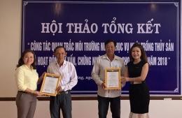 VinaCert trao chứng chỉ VietGAP cho 02 cơ sở nuôi trồng thủy sản tại Sóc Trăng