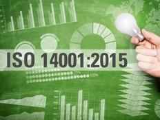 Tiêu chuẩn ISO 14001:2015 chính thức được ban hành và áp dụng