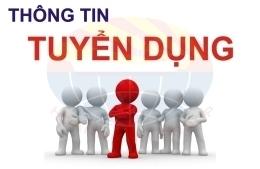 Thông tin tuyển dụng - Kiểm nghiệm viên Hóa PTN3