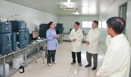 Vai trò của Phòng thử nghiệm trong kiểm soát chất lượng vật tư nông nghiệp