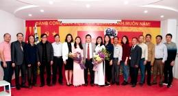 Chi bộ VinaCert tổ chức Lễ kết nạp Đảng viên mới cho quần chúng Phan Thị Hằng và quần chúng Lê Minh Phương