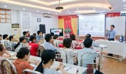 VinaCert tập huấn về Quản lý Phòng thử nghiệm theo GLP