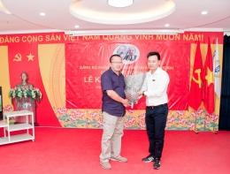 Chi bộ VinaCert tổ chức Lễ kết nạp Đảng viên mới cho đồng chí Nguyễn Phong Phú
