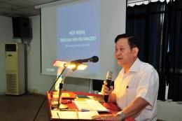 Chi bộ VinaCert tổ chức Hội nghị Triển khai Văn hóa công ty
