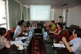 Cục Trồng trọt đánh giá giám sát tổ chức chứng nhận VietGAP trồng trọt VinaCert