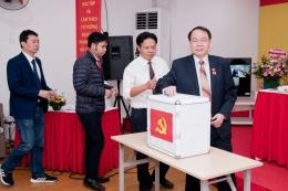 Đại hội Chi bộ VinaCert nhiệm kỳ 2020 – 2022 thành công tốt đẹp