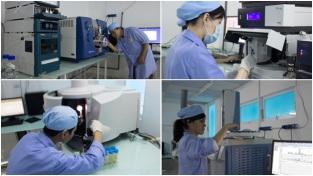 [Video] Phòng thử nghiệm VinaCert đạt chuẩn quốc tế