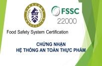 Chứng nhận FSSC 22000